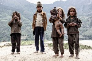 Humla Children